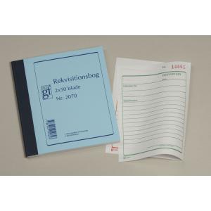 Grafisk Forlag Rekvisition 2070