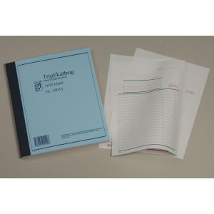 Triplikatbog Grafisk Forlag 10015