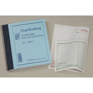 Duplikatbog 10021
