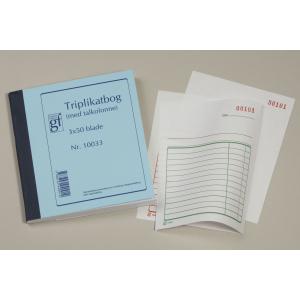 Triplikatbog 10033