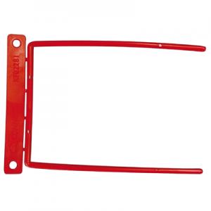 D-Clip, 100 Stk. - Rød