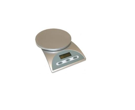 Brevvægt 5 Kg. 1 Gram Interval - Danblok