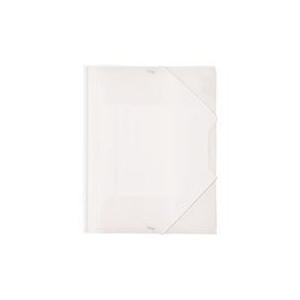 Elastikmappe I Pp - Transparent