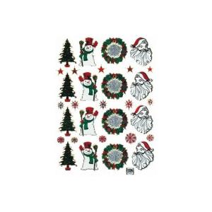 Juletræ & Snemand Ass Motiver