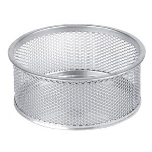 Clipsholder I Metal Tråd Silver