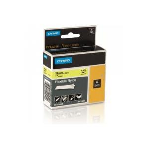 69244 Dymo D2 -9000 Tape - 24Mm - Gul