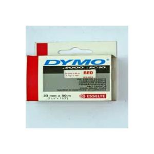 63203-Dymo Farvebånd - 32Mm - Rød
