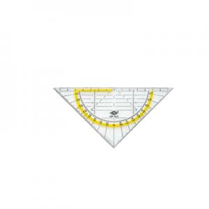 Tegnetrekant M/Vinkel Mål 16Cm