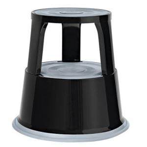 Elefantfod Metal Sort Max 150 Kg. - Wedo