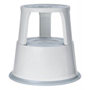 Elefantfod Metal Lysgrå Max 150 Kg. - Wedo