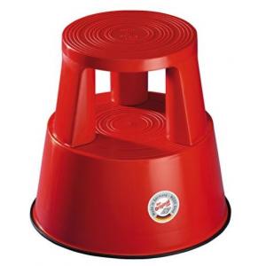 Elefantfod Plast Rød Max 150 Kg. - Wedo