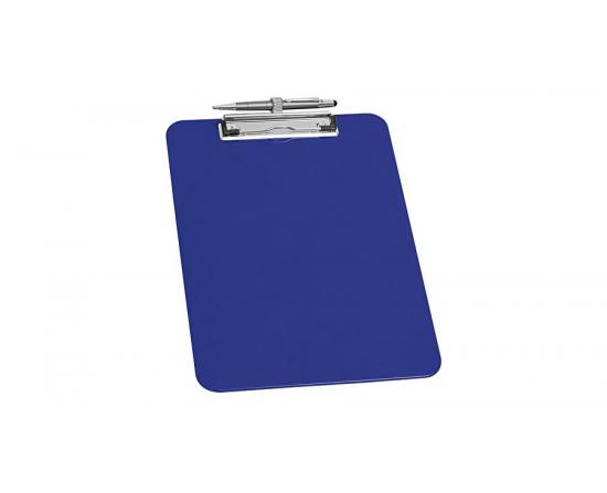 Clipboard A4 - Med Penholder - Blå - Wedo