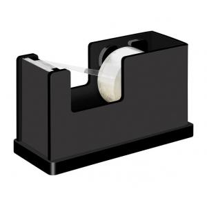 """Tapeholder 1.Rl """"Black Office"""" Mat Sort 11,4X4,4X7"""