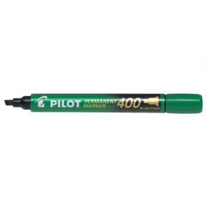 Pilot Marker 400 Grøn Skrå Spids