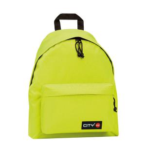 Taske - Drop17 - Lime Green - 41X30,5X15,5 Cm 24L