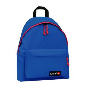Taske - Drop17- Blue & Orange - 41X30,5X15,5Cm 24L