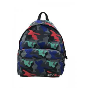 Taske -Drop 17 -Colored Camo - 41X30,5X15,5Cm 24L
