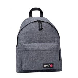 Taske -Drop 17 -Grey Mélange - 41X30,5X15,5Cm 24L