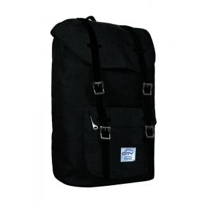 Taske - Bestie S79 -Sort Melange - 41X28X14