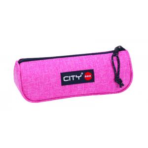 Penalhus - Eclair 99 - Pink Melange - 5X22X8 Cm