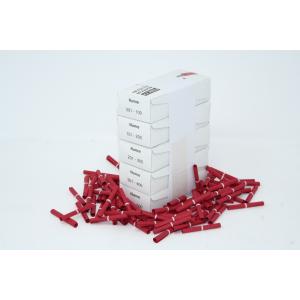 Tombolanumre 1-500 - Rød