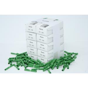 Tombolanumre 1-1000 - Grøn