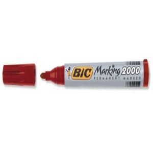Bic Marker 2000 Rød