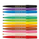 Bic Kids Visacolor Filt Pen M-Blå 12 Stk