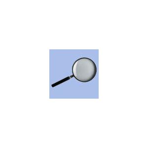 Læseglas/Lup Ø 90 Mm  X 1,5
