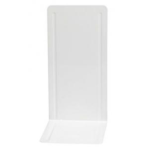 Bogstøtter 20 Cm - Hvid (2 Stk) - Wedo