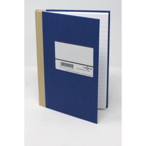 Protokol Pagna - A5 Linieret Blå