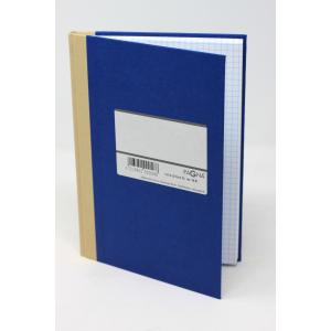 Protokol Pagna - A5 Kvadreret Blå