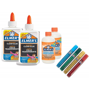 Elmers slim Kit - 8 dele