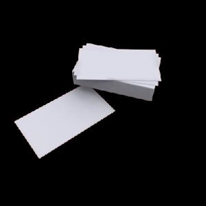 Gartnerkort - 60 X 100Mm Ca. 500 Stk