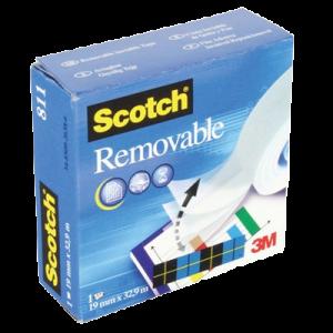 Tape Scotch Magic Ll - 19 X 33 ( 811 )