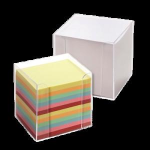 Kubus - 12 Ass.  I Box (Hvidt Papir)