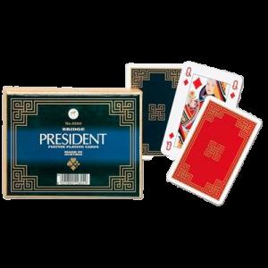 Spillekort - President Dobb. (2280)
