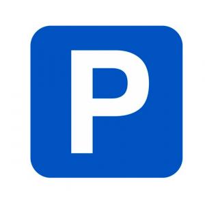 Pictogram Parkering Tilladt