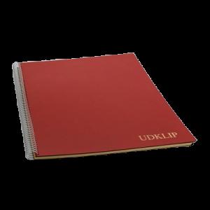 Udklip Folio-25 Gule Blade - 24,4 X 34,2 Cm