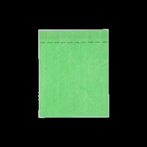 Festtegn Tystar - Neon Grøn - 100 Stk - Løse Ark
