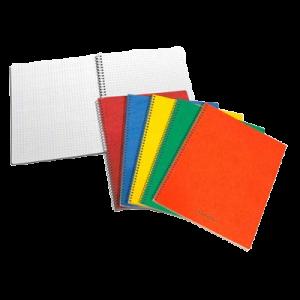 Spiral-Notes - 10,5X 16 Cm Med Tern - 60 Blade