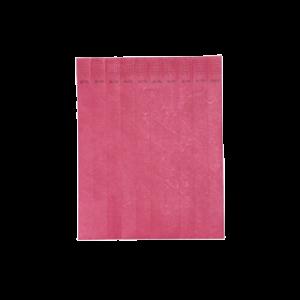 Festtegn Tystar - Rød 100 Stk - Løse Ark