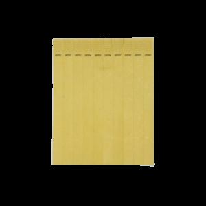 Festtegn Tystar - Gul 100 Stk - Løse Ark