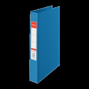 Ringordner A4 2R M / Etiket - Blå