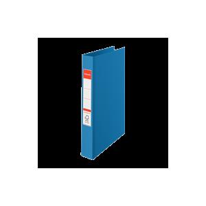 Ringordner A4 4R M / Etiket Blå