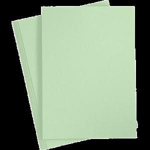A-4 Kopipapir  500 Ark 80 G  Lysgrøn