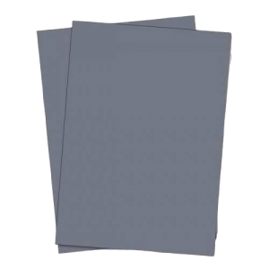 A-4 Kopipapir  50 Ark 80 G Steel Grey