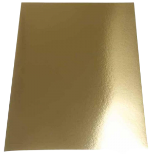 A-2 Metalkarton  25 Ark 280 G Guld