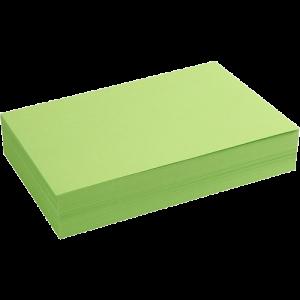 A-4 Karton  10 Ark 180 G Løvgrøn