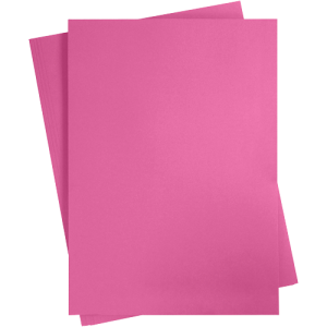 A-4 Karton  10 Ark 180 G Pink